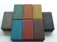 各种彩色荷兰砖