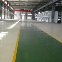 厂家供应秀珀环氧地板漆 可派施工队伍施工