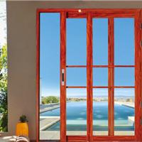 铝合金门制造商为荆门人民订制优质铝门窗