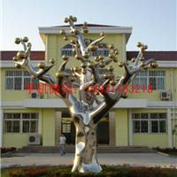 供应摇钱树不锈钢雕塑 不锈钢雕塑公司