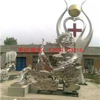 供应医院不锈钢雕塑 不锈钢雕塑厂家