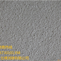 供应喷砂矿棉板