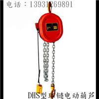 DHS型环链式单吊电动葫芦工作原理 现货