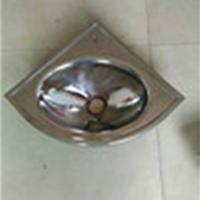 供应三角形不锈钢洗手盆