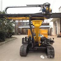 供应成都HM90AC柴电双动力全液压锚固钻车