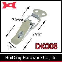 供应不锈钢搭扣弹簧搭扣箱扣挂锁质优可定做