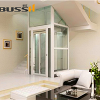 智能型家用别墅电梯/环保无机房别墅小电梯
