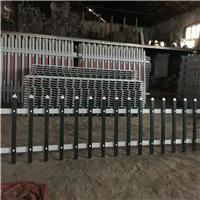 供应保护草坪PVC栅栏 校园绿化带花坛护栏