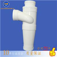 供应PVC加强旋流三通 厂家直销PVC三通