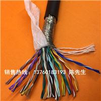 40芯0.2平方双绞屏蔽拖链电缆TRVSP40*0.2