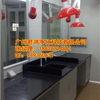 汕头君鸿净化全钢实验边台 江门全钢通风柜 广州实验室家具厂家