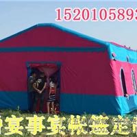 供应婚宴帐篷 农村红白喜事充气帐篷