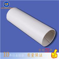 厂家直供PVC螺旋实壁消音管 PCV排水管