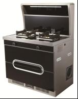 科普诺集成灶自动清洗燃气定时烟灶消套A27
