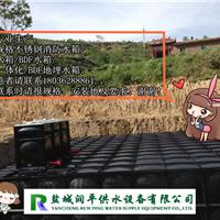 供应不锈钢水箱/地埋水箱/地埋式不锈钢水箱