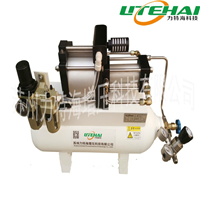 梅州空气增压泵, SY-610增压泵工作原理
