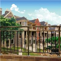 供应惠州锌钢阳台栏杆 玻璃阳台栏杆