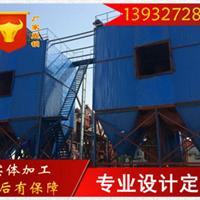 河南鹤壁燃煤锅炉除尘器的种类与工作原理