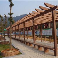 木塑地板、木塑DIY地板、木塑护栏