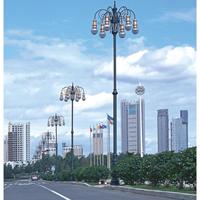 供应LED路灯欧式庭院灯厂家
