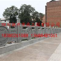 供应德阳仿石护栏 CS-604桥梁铸造石栏杆