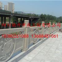 供应贵州遵义CS-601铸造石栏杆 仿石护栏