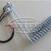 供应螺旋型电镀电热管