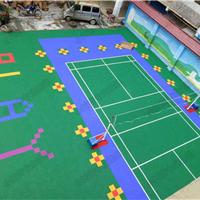悬浮拼装地板广西专业承接商-小树苗装饰