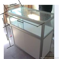 供应精品铝合金高柜玻璃展示柜精品展示柜