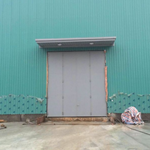 [轩源安匠]上海工业用非标超大钢质防火门