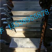 供应高效铝合金牺牲阳极A21阳极块