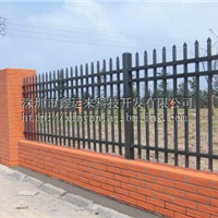 广东安防隔离围墙生产厂家市政围墙栅栏价格