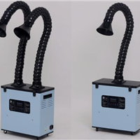 供应激光焊接烟尘净化器 烙铁烟尘净化器
