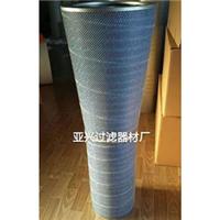 供应覆膜除尘滤芯的优势。