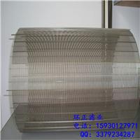 供应不锈钢楔形网滤芯 线隙滤芯 绕丝焊滤芯