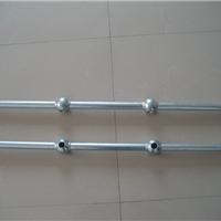 焊接栏杆_球形立柱栏杆供应【星贝】