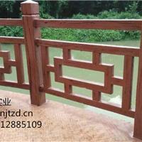 仿木栏杆河道护栏福建仿木栏杆供应商天之道