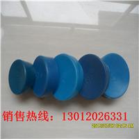供应无缝钢管塑料堵头 钢管外帽  钢管�让�