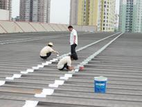 肇庆屋上防水堵漏--高要钢结构防水补漏