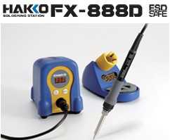 供应白光HAKKO恒温焊台FX888