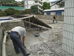 高要专业钢结构厂房水糟补漏防锈彩钢瓦补漏