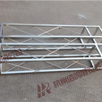 供应全国桁架 方管钢铁桁架 背景架 喷绘架