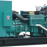 400KW瑞典原装沃尔沃柴油发电机组