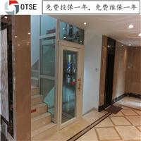 供应家用别墅小型电梯 家用观光无机房电梯