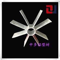 供应汽化器翅片星型管电机壳汽化器铝型材