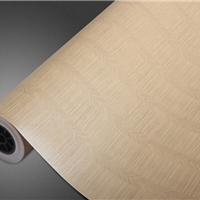 供应仿木纹立体彩晶膜pvc自粘墙纸条纹