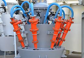 供应非金属矿用旋流器