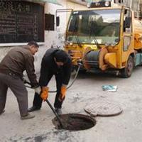 余杭区塘栖镇市政管道疏通,污水管道清洗