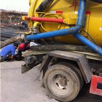 杭州市污水池清理、环卫抽粪、管道疏通服务