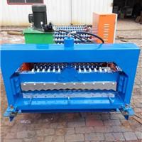 供应博远压瓦机850水波纹彩钢压瓦机